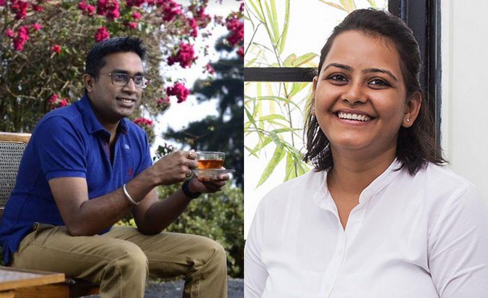 Kausshal Dugarr and Prachi Jain (Teabox)