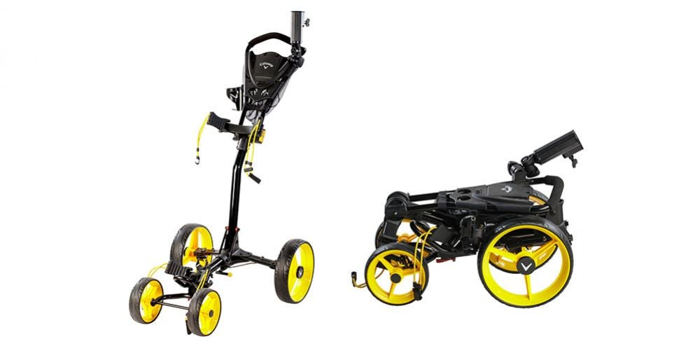 Callaway Trek Push Cart: $159.99 (Orig. $199.99)