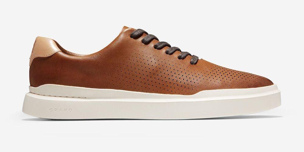 Cole Haan Men's GrandRally Pro Laser Sneaker - $150