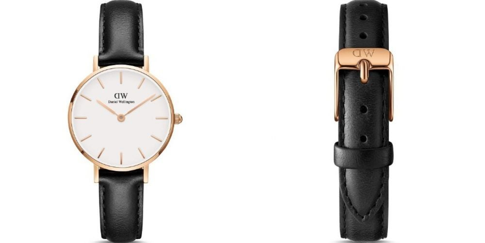 Daniel Wellington Classic Petite Leather Watch = $159