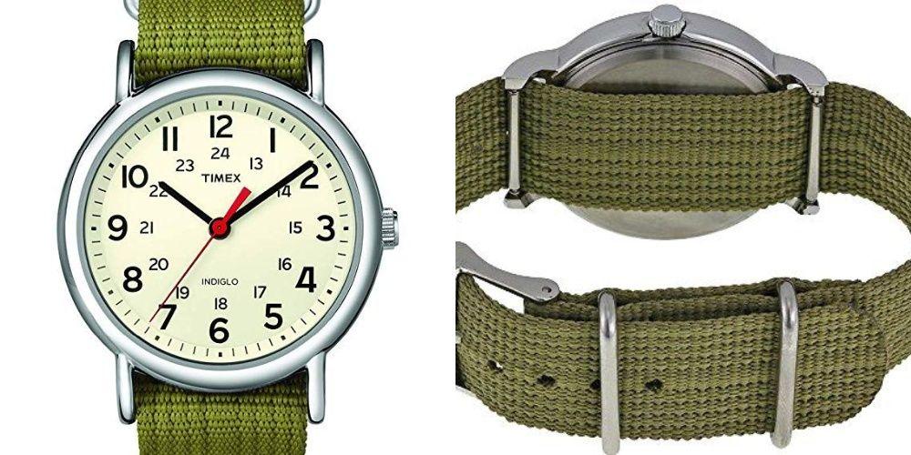 Timex Unisex Weekender Watch - $31.46