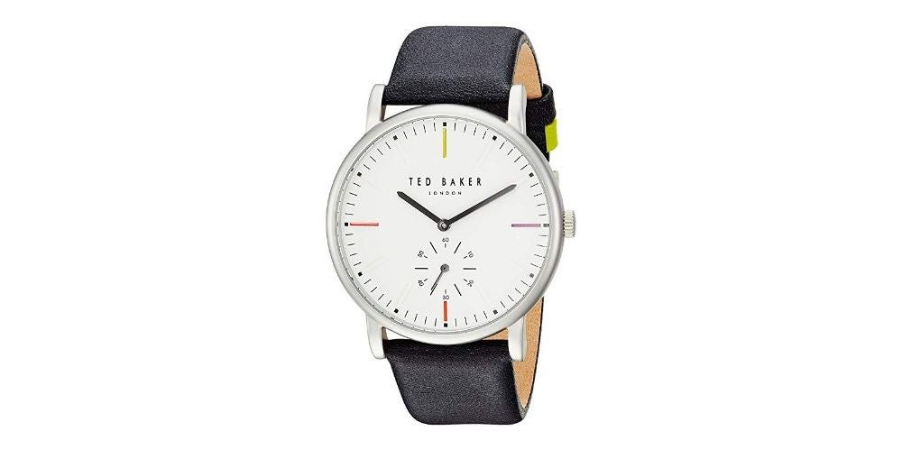 Ted Baker Nolan Quartz Stainless Steel Watch - $75.99