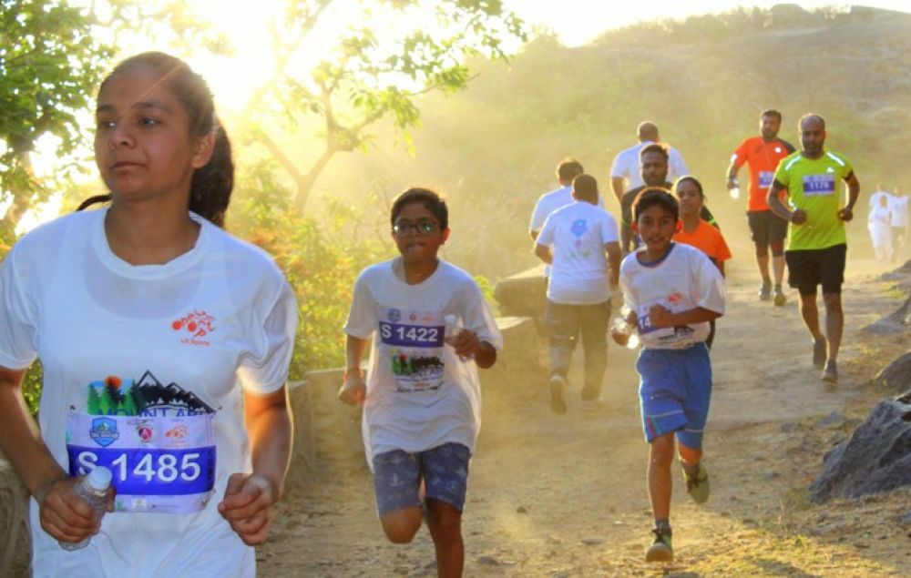 Mount Abu Half Marathon