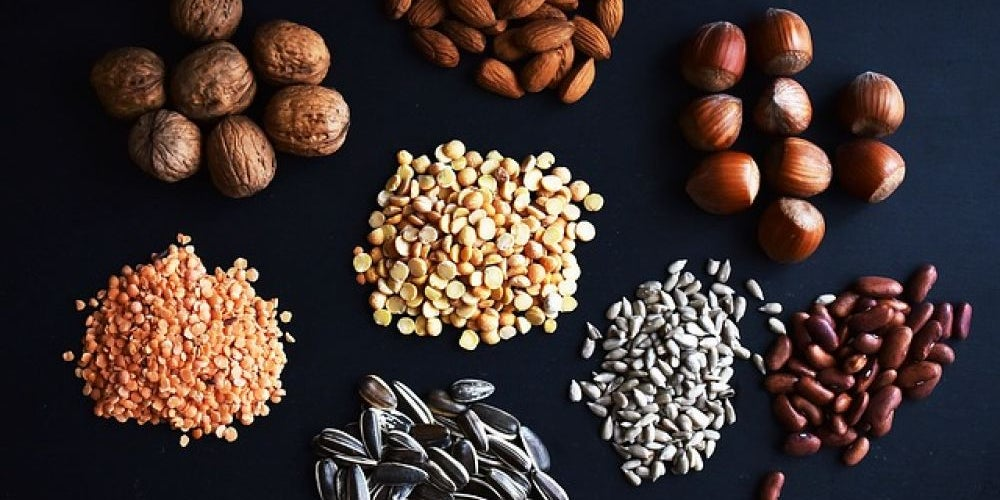Nuts and Legumes
