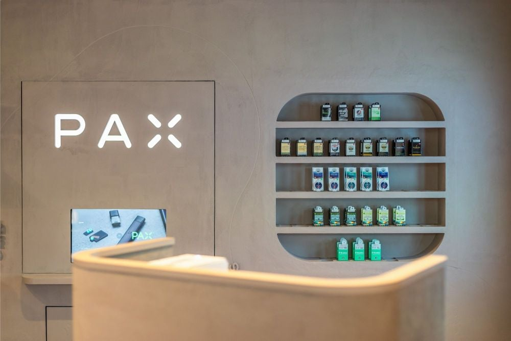 "PAX's ""store-in-store"""