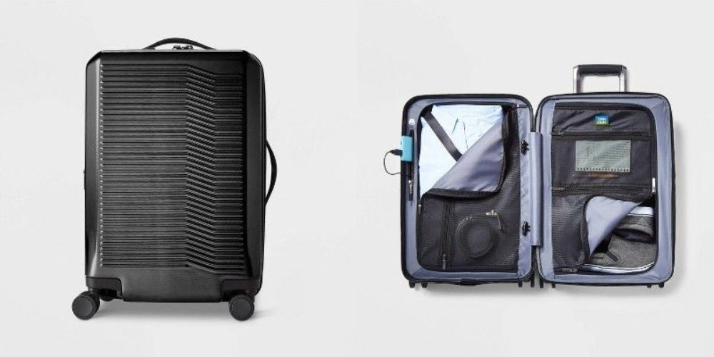 Open Story Hardside Carry On Suitcase - $149.99