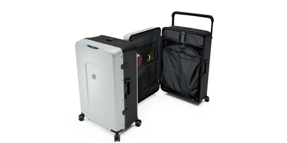 Up - World's First Vertical Luggage