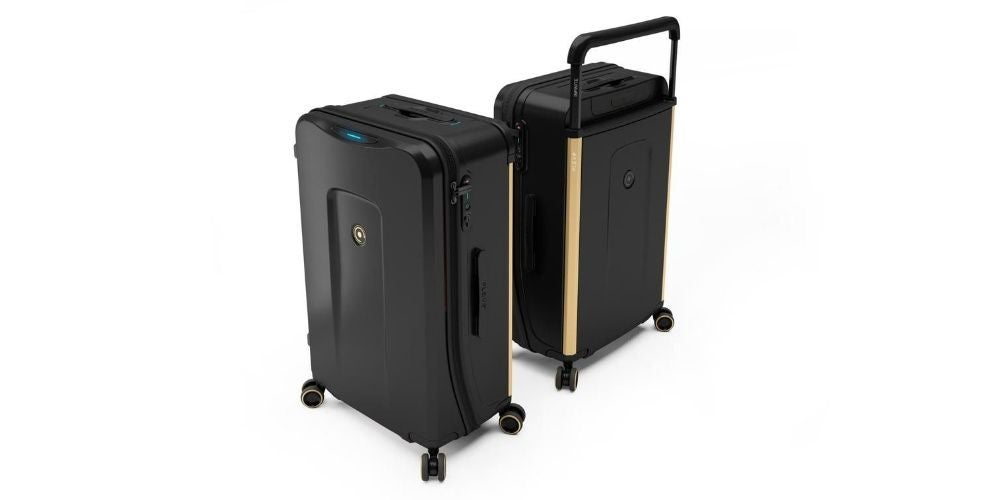 The Infinite Smart Expandable Luggage
