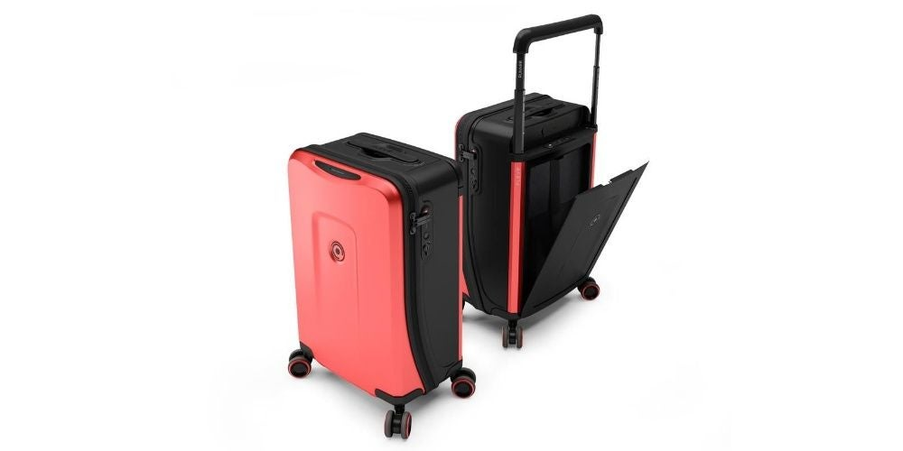 The Runner - Smart Luggage Set