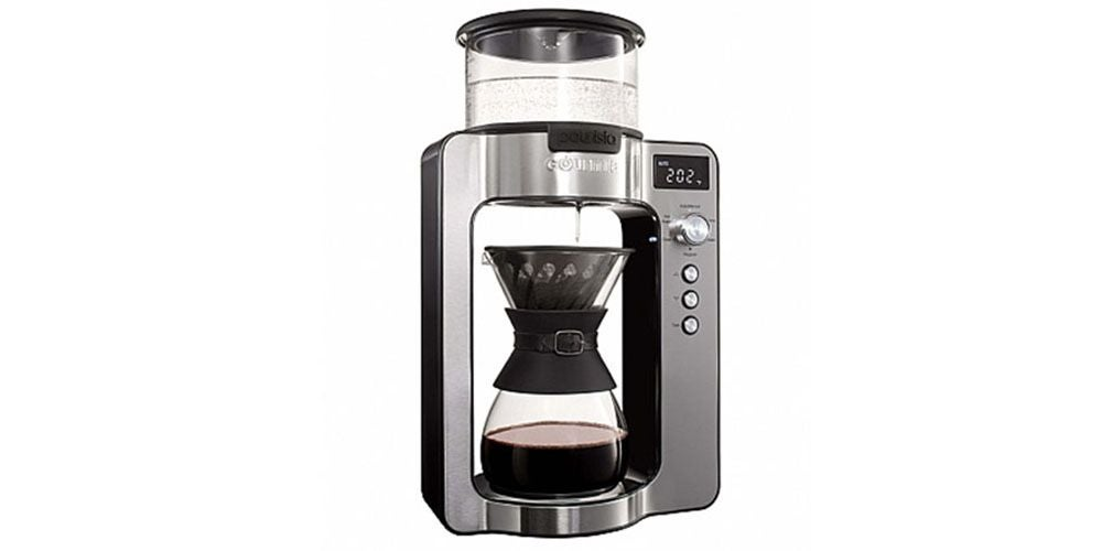Gourmia® GCM3350 Pourista Fully Automatic Pour-Over Coffee Brewer