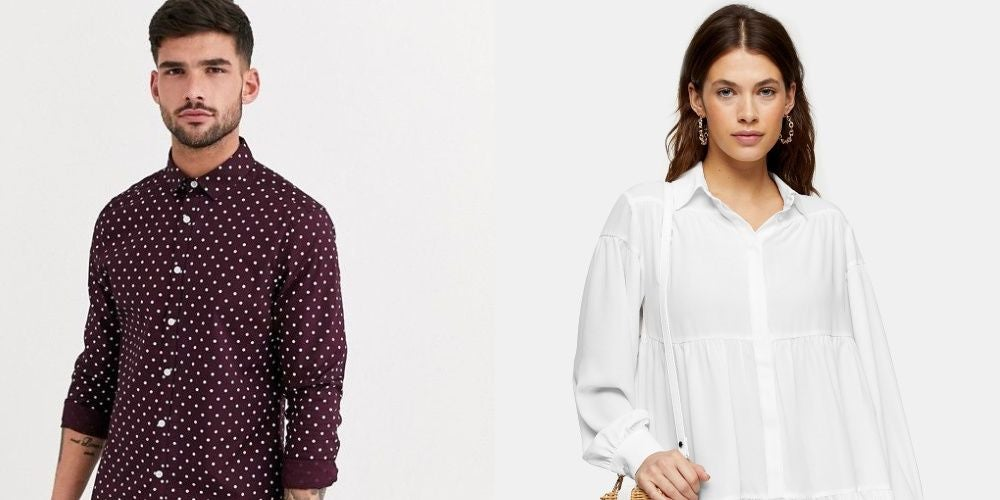 The not-so-classic button up