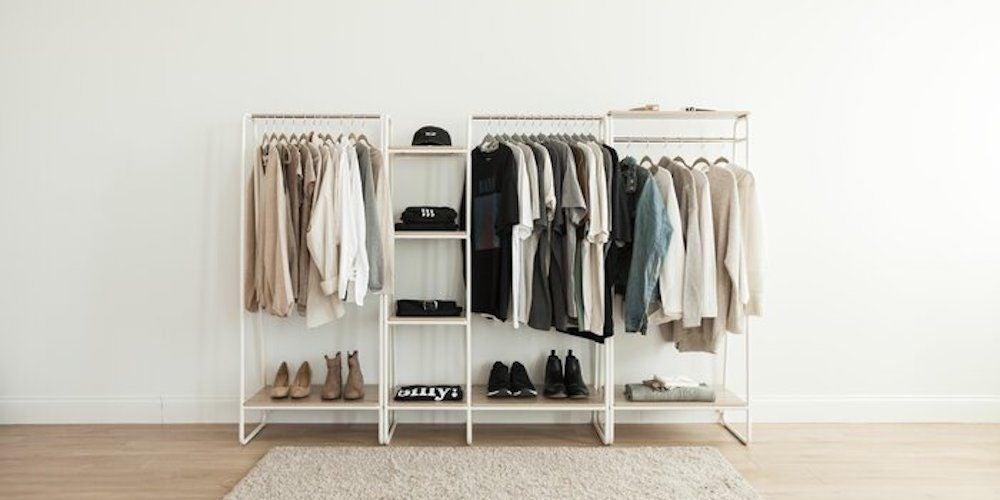 Dillon Garment Rack