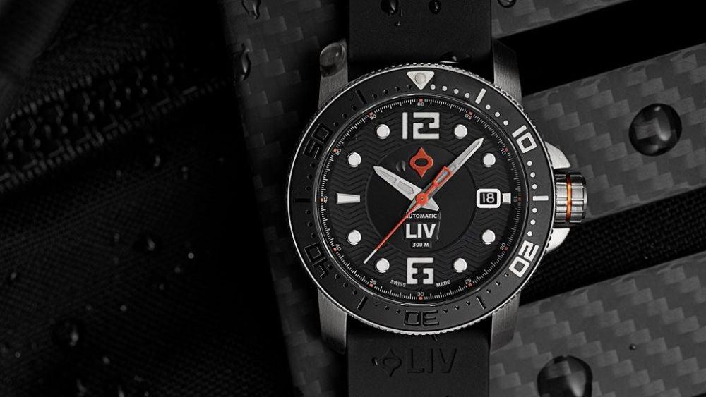 LIV GX Diver's 41mm Classic