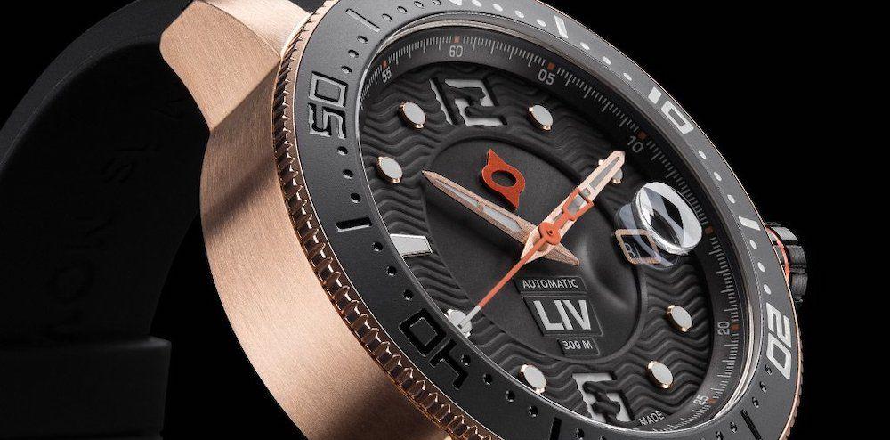44MM LIV GX Ceramic Diver's