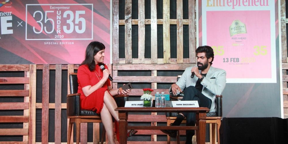 Fireside Chat: 35Under35 Hall of Fame