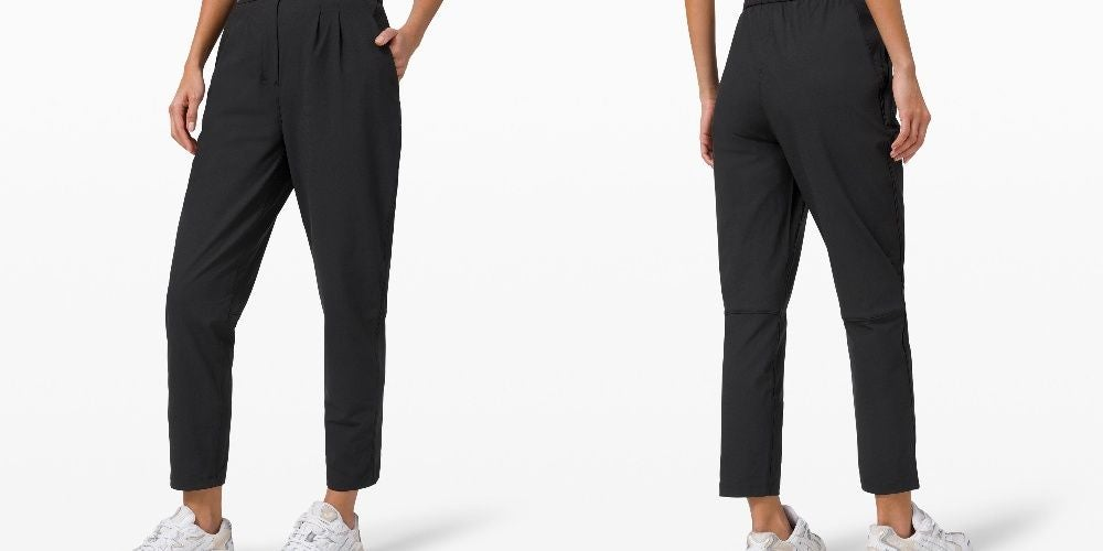 Professional Pants That Are Sneaky Comfortable from Lululemon