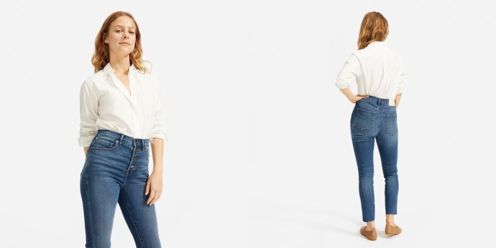 Stretchy Jeans from Everlane If You Want to Feel Put Together