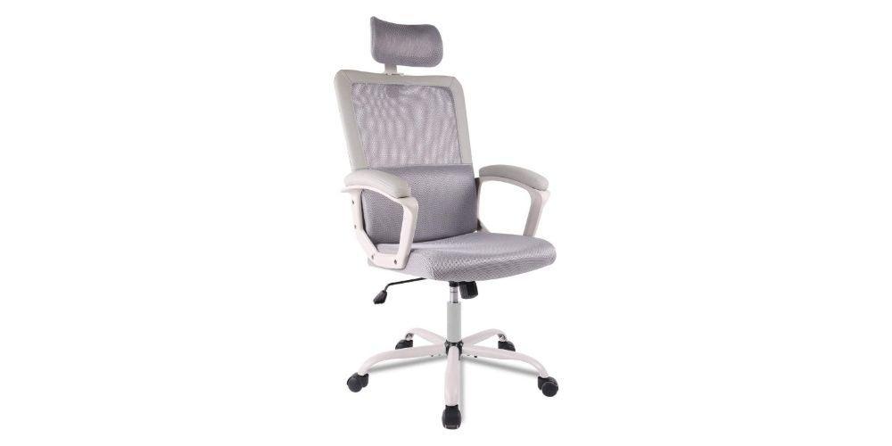 An ergonomic office chair for comfort