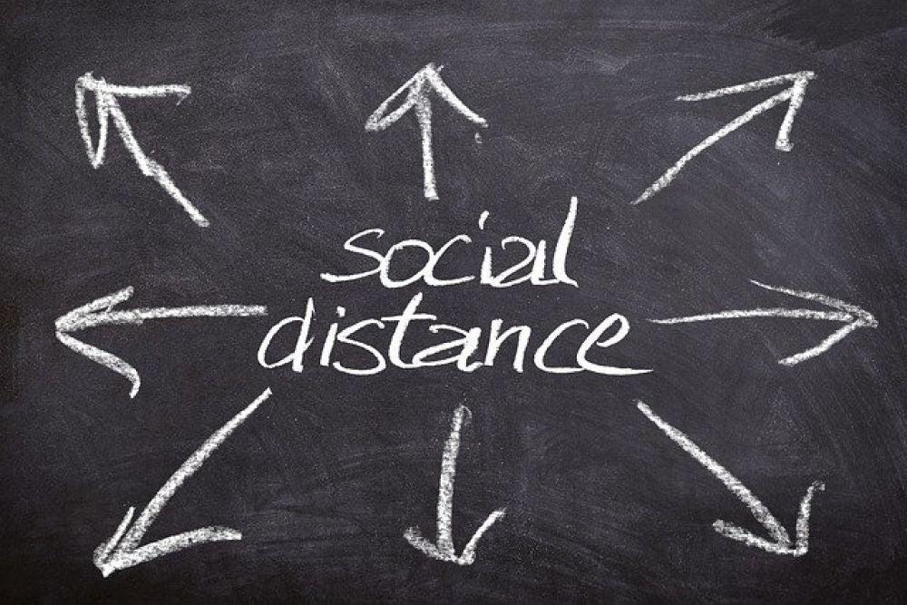 DO's: 1. Social Distancing