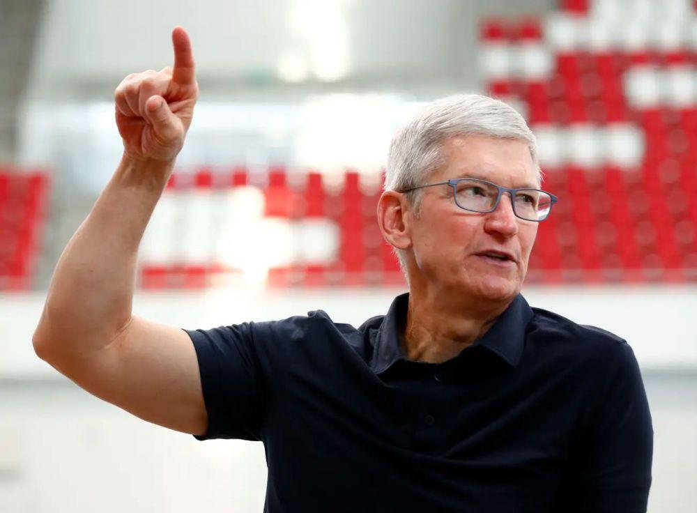 Apple — minimum 2 million masks