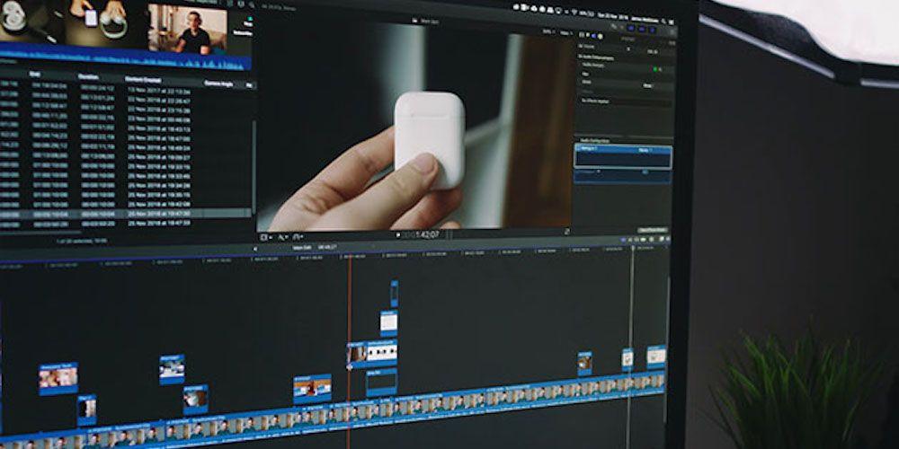 5. Video Editing