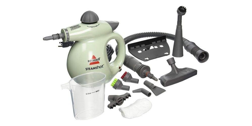 BISSEL Steam Shot Deluxe Hard-Surface Cleaner