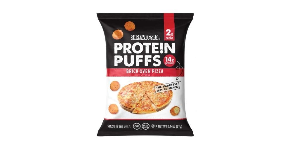 Shrewd Food Protein Puffs