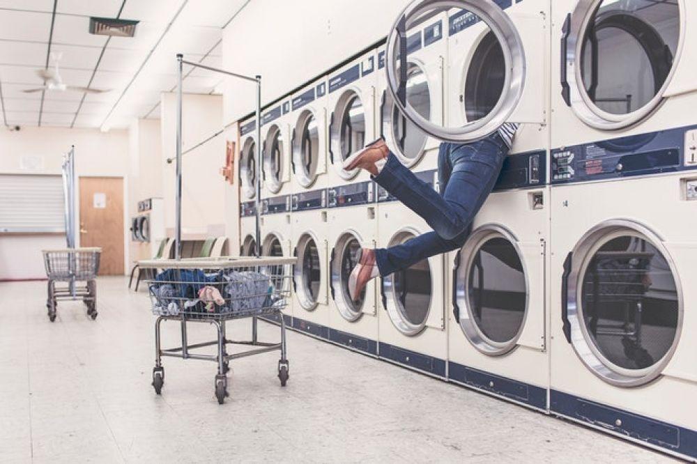 3. Laundry: