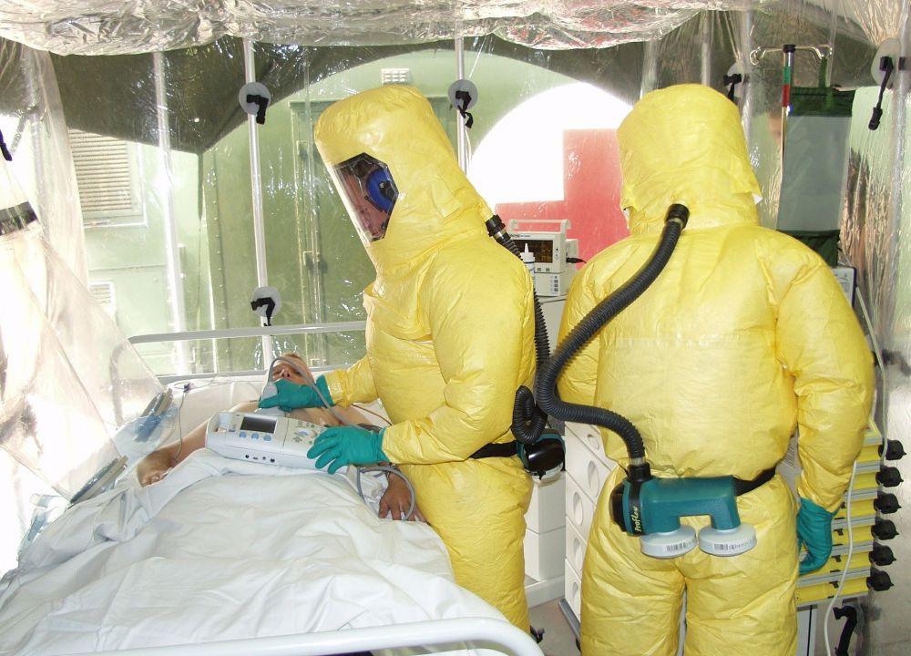 Ebola (Dec 2013 – Feb 2014)