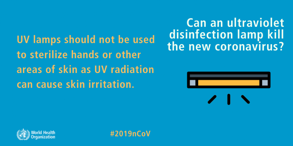 9. Do Ultraviolet Disinfection Lamp Help