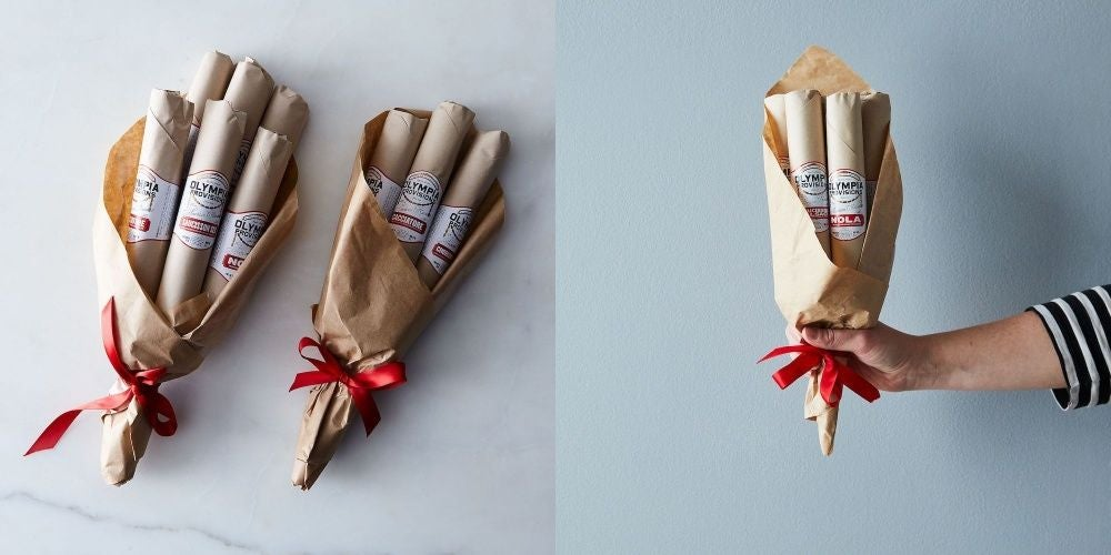 Olympia Provisions Salami Bouquet - $50