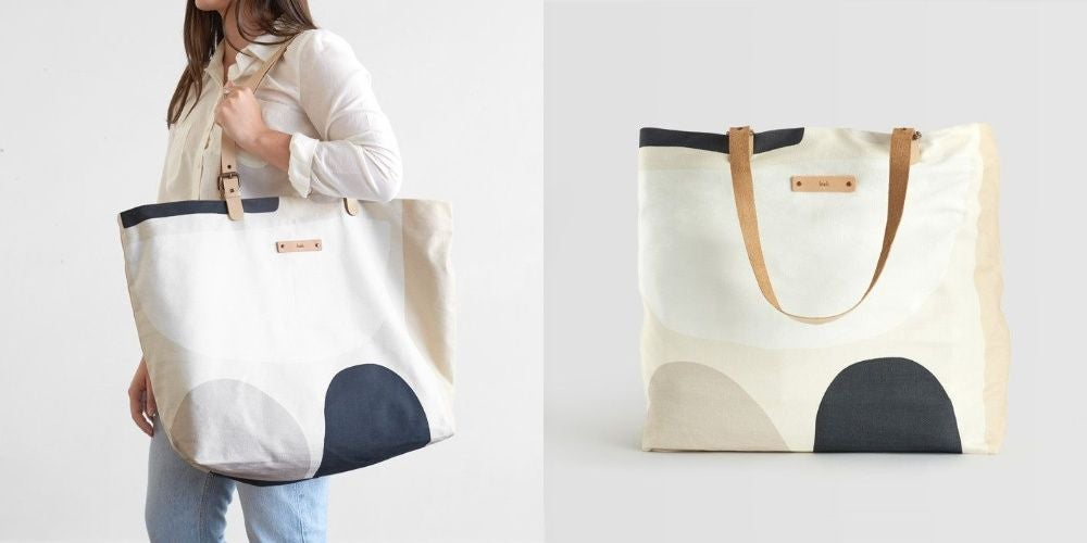 Dreamland Carry-All Slouch Tote - $78