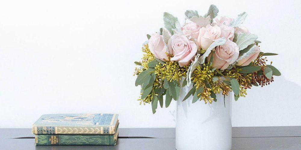 Faith Floral Arrangement - $125