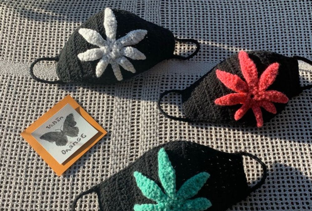 Cannabis Crochet