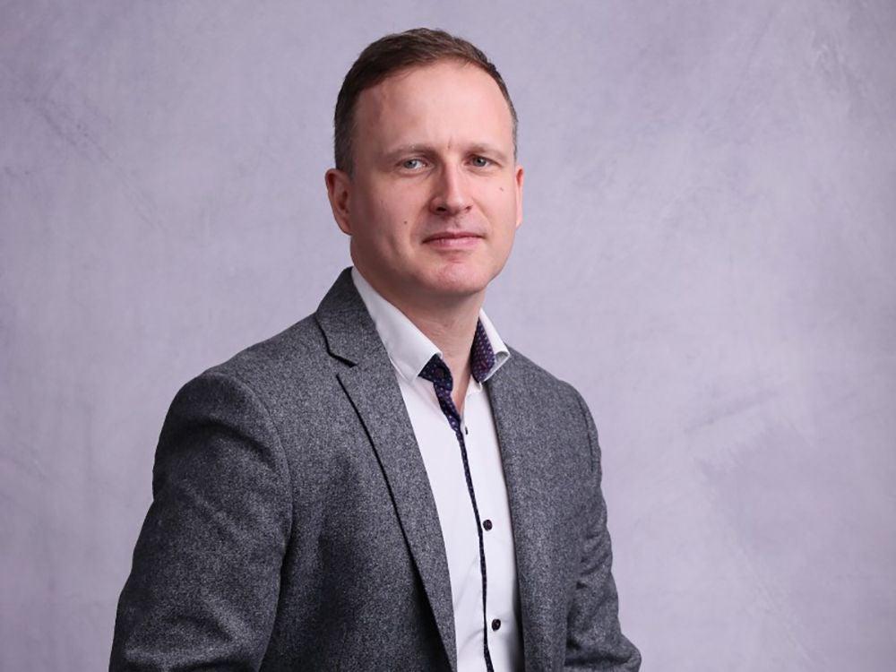 William Forshaw, CEO of Maxwell-Scott