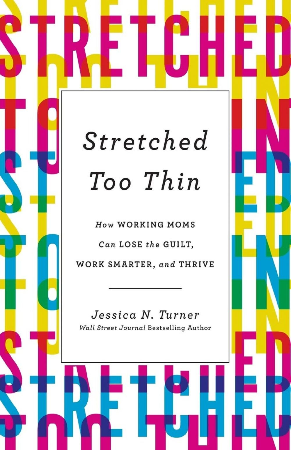 Stretched Too Thin, Written & Narrated by Jessica N. Turner
