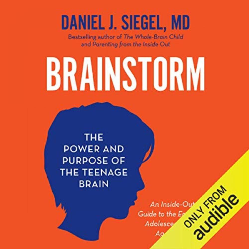 Brainstorm, Written & Narrated by Daniel J. Siegel