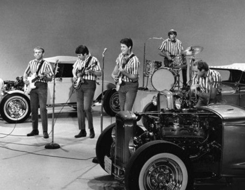 7. The Beach Boys