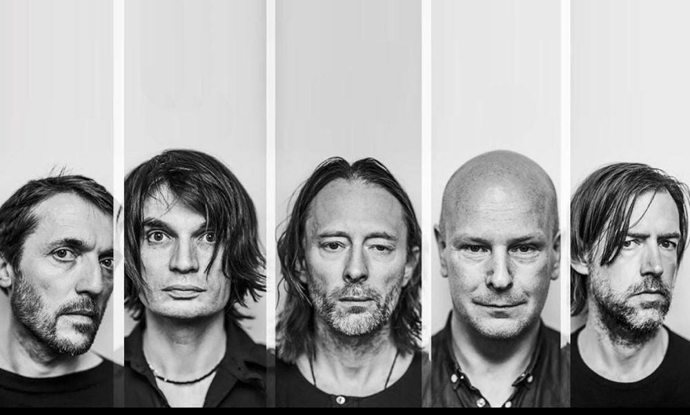 9. Radiohead