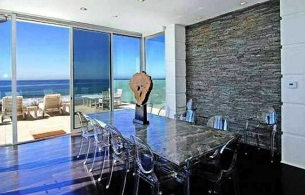 Paul Allen of Microsoft owns a lot of property. One of his vacation homes is a mansion in Malibu that cost $25 million.