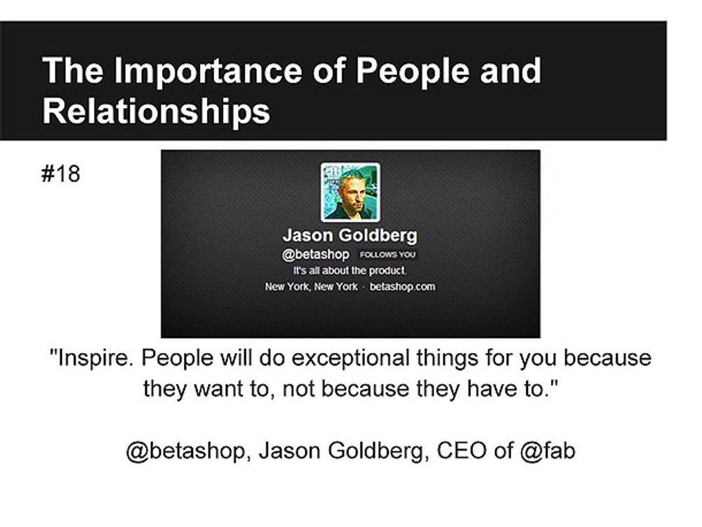 Jason Goldberg, CEO of Fab