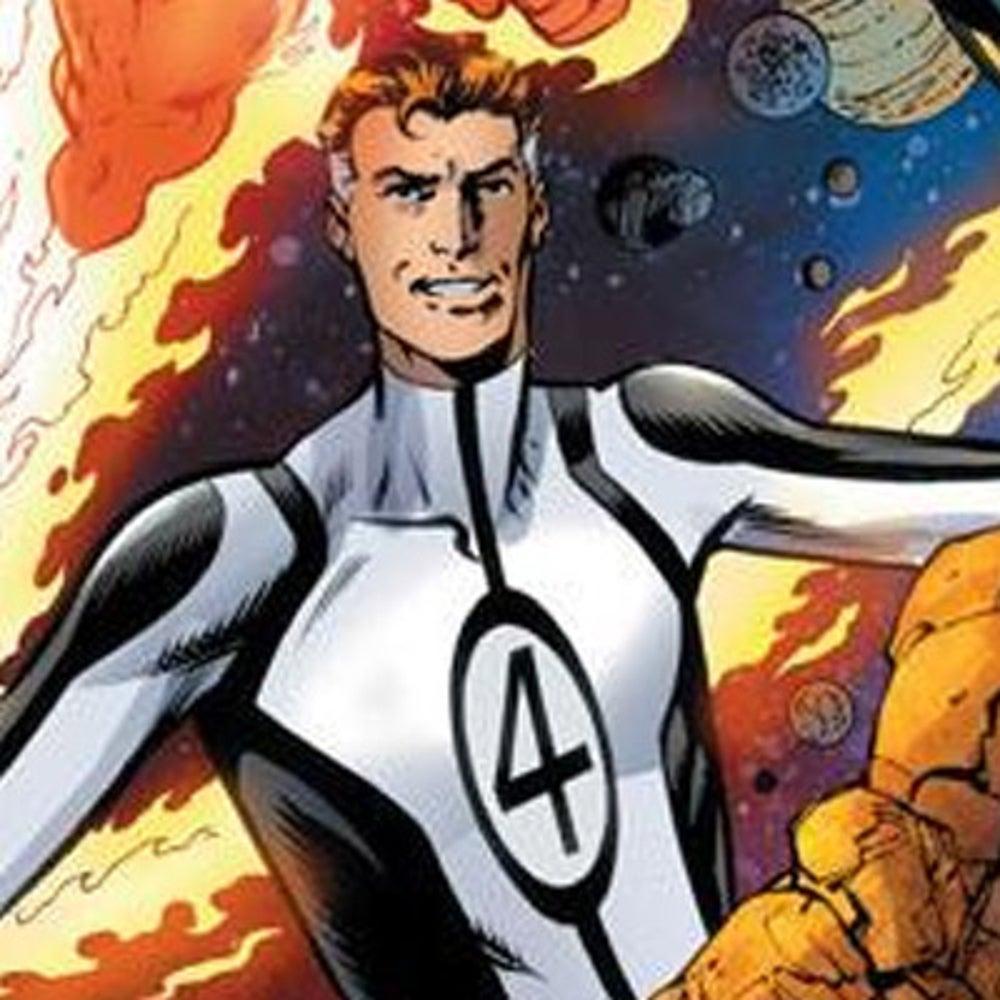 Mister Fantastic of Fantastic Four
