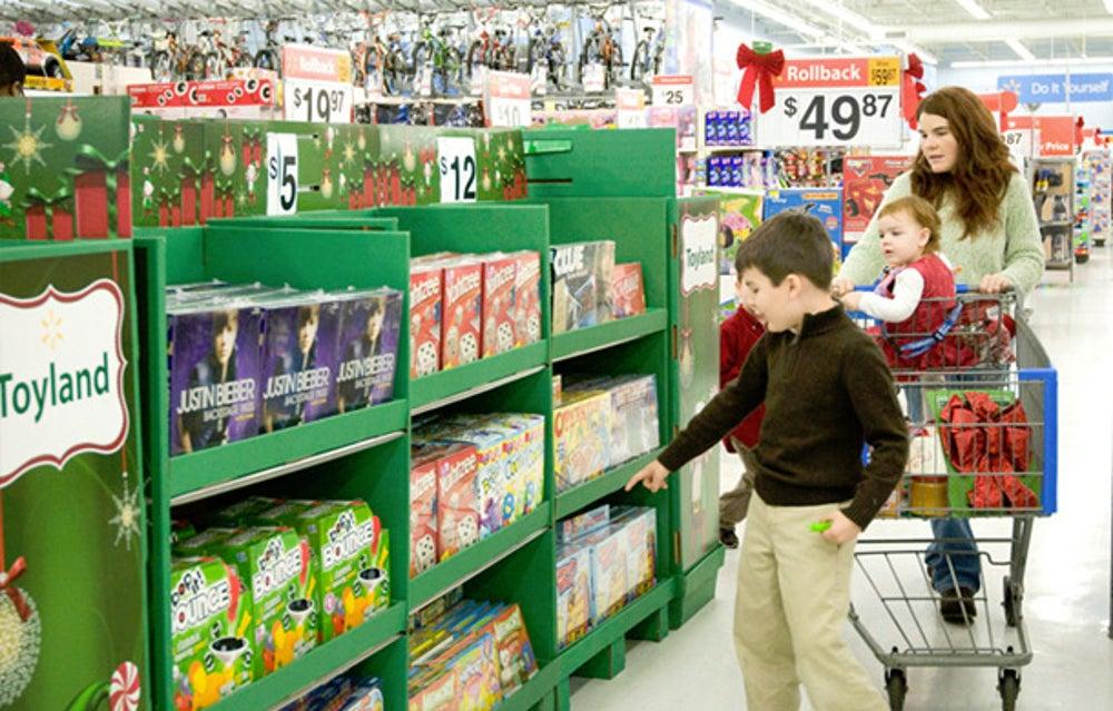 1. Wal-Mart