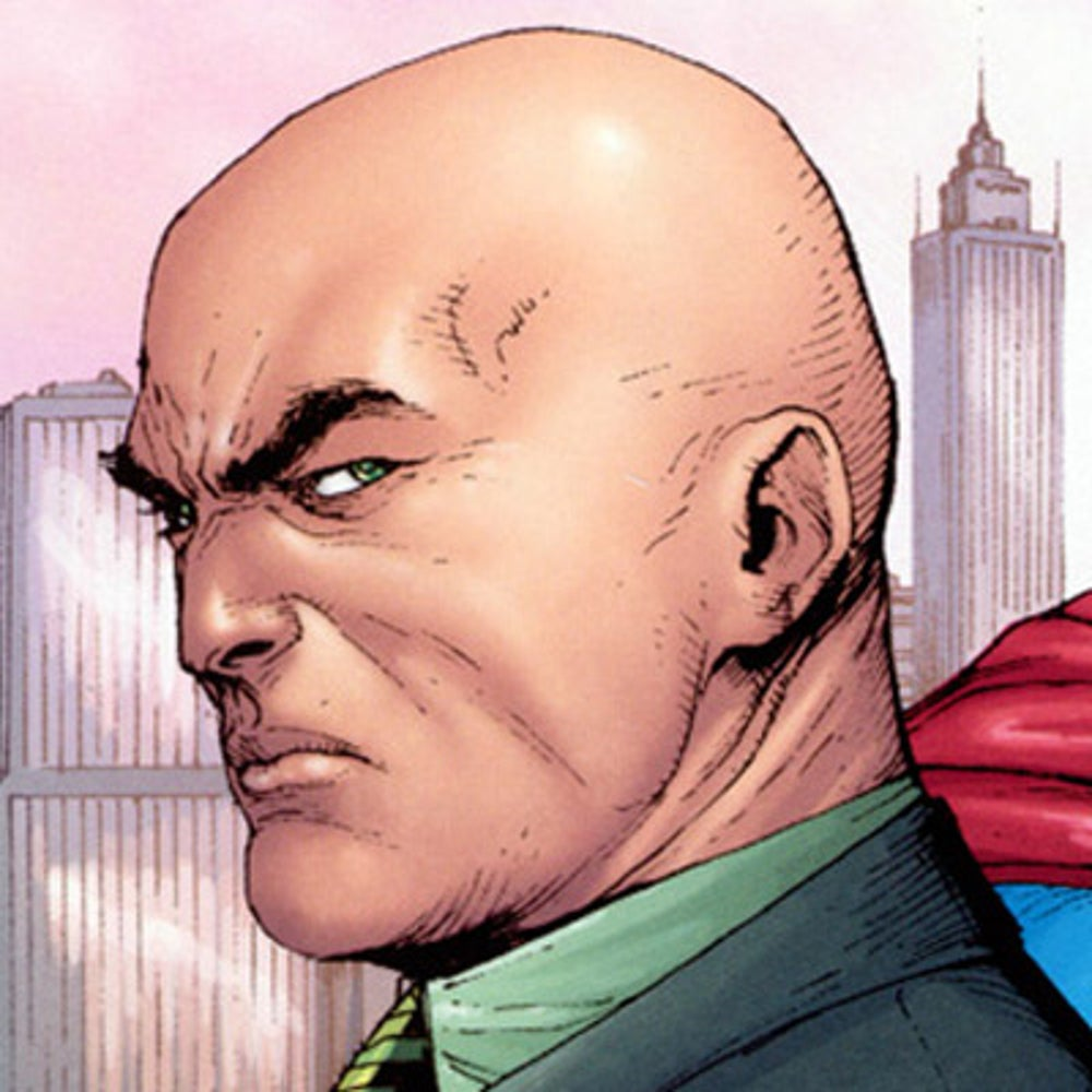 Lex Luthor of Superman