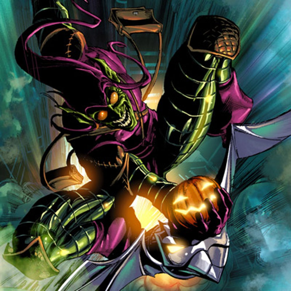 Green Goblin of Spider-Man