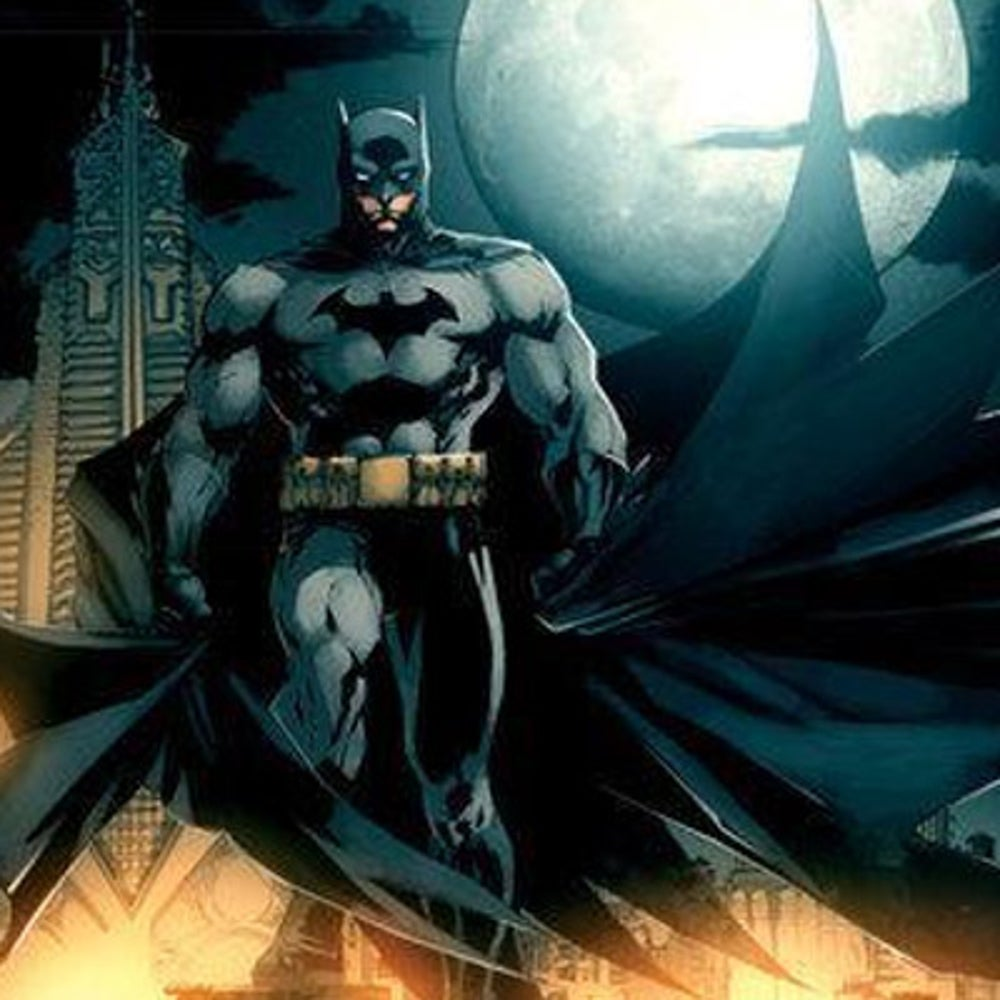 Batman: Turn Adversity Into Something Constructive