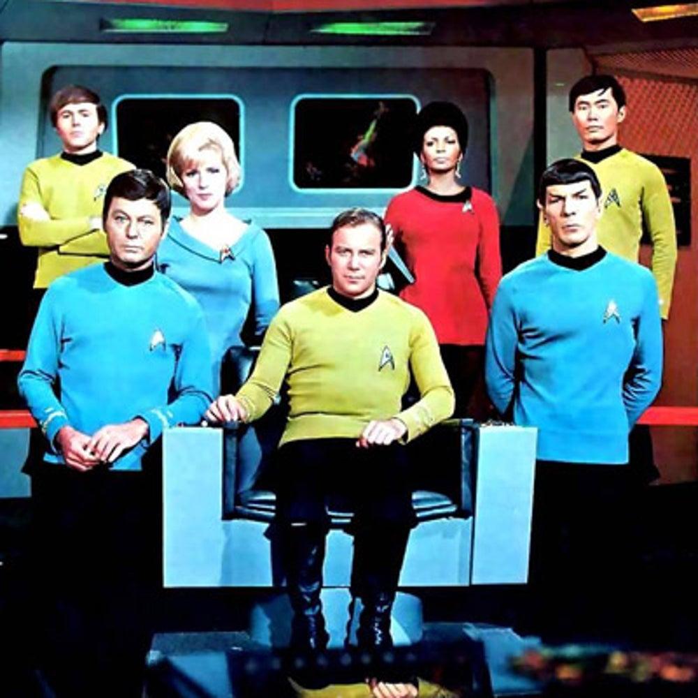 Star Trek: Work Together