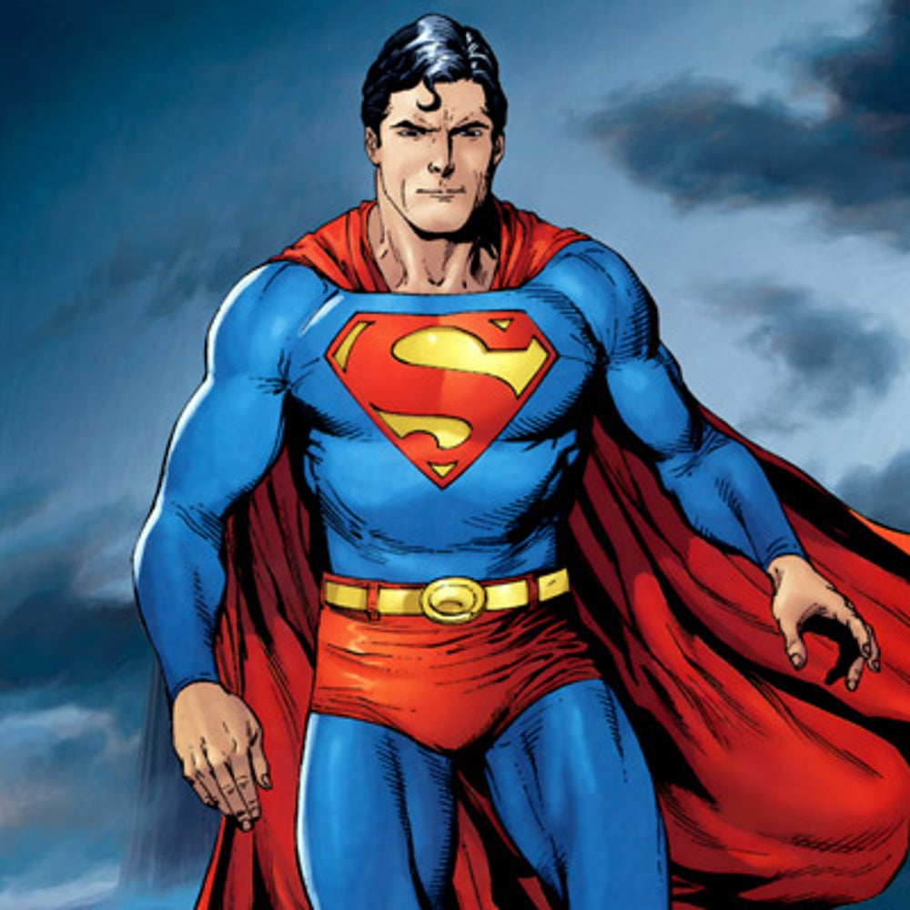 Superman: Help People