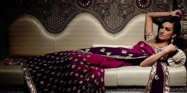 Saris and Other Traditional Indian Clothing