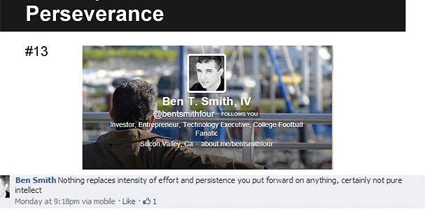 Ben Smith, Founder of MerchantCircle
